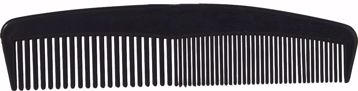 "Picture of 5"" Black Hair Comb"
