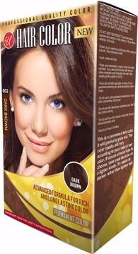 Picture of Women's Professional Quality Hair Color - Dark Brown