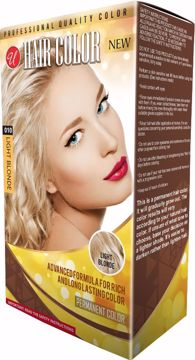 Picture of Women's Professional Quality Hair Color - Light Blonde