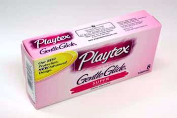 Picture of Playtex Gentle Glide 360 Super Tampon 8 count