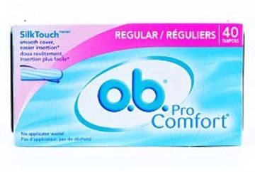 Picture of O.B.(R) Pro Comfort 40 count box