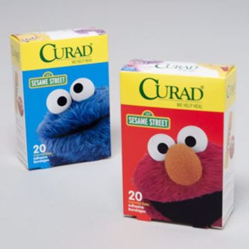 Picture of Sesame Street 20 Count Bandages (pack of 48)