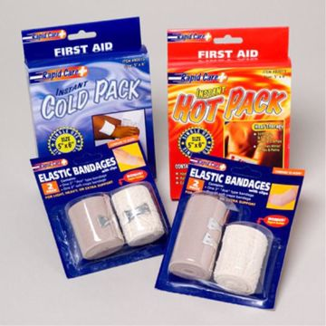 Picture of Bandage and Packs Floor Display