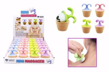 Picture of Mini Rolling Massager In Display
