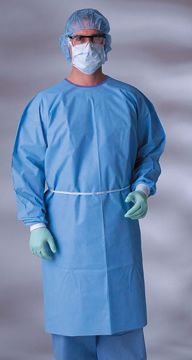 Picture of Medline Premium Suprel Isolation Gowns