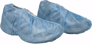 Picture of Disposable Non-skid bottom Shoe Covers