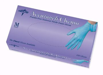 Picture of Accutouch Chemo Exam Gloves - Medium