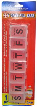 Picture of 7 Days Pill Case (pack of 48)