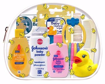 Picture of Baby Travel Hygiene Kits - 8 piece (pack of 6)