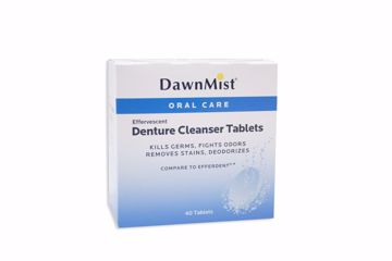 Picture of Denture Cleanser Tablets