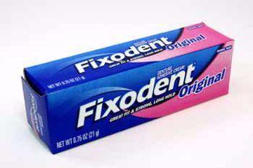 Picture of Denture Adhesive Cream 0.75 oz