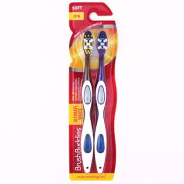 Picture of 2 Pack Of Ultimate Soft Toothbrushes
