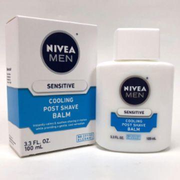 Picture of Nivea Men's Sensitive Cooling Post-shave Balm (3.3 oz.)