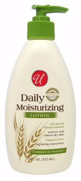Picture of Daily Moisturizing Oatmeal Lotion 12 oz