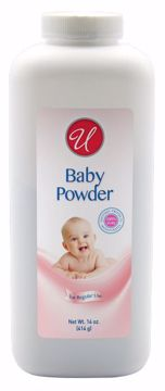 Picture of 14 oz BABY POWDER