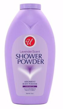 Picture of LAVENDER SCENT SHOWER POWDER