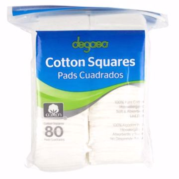 Picture of 80 Count Cotton Squares