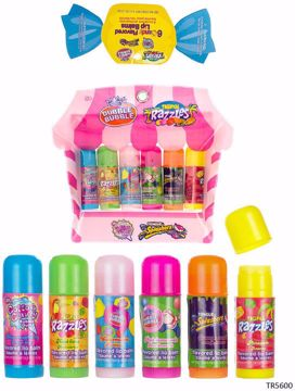 Picture of Candy Flavored Lip Balm 6-Pack