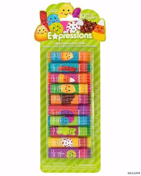 Picture of Candy-flavored Lip Balms (10 pk.)