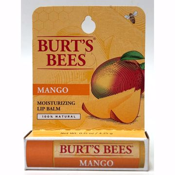 Picture of Burt's Bees(R) Moisturizing Lip Balm - Mango - 0.15 oz