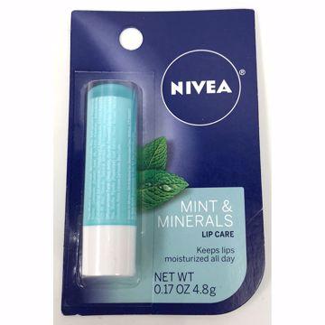 Picture of Nivea Lip Care - Mint & Minerals