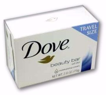 Picture of Dove Beauty Bar - White 2.6 oz
