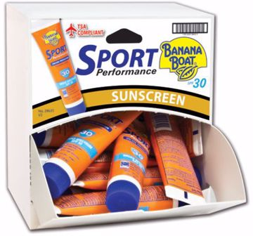 Picture of Banana Boat SPF 30 Sunscreen - Dispensit (1 oz.)