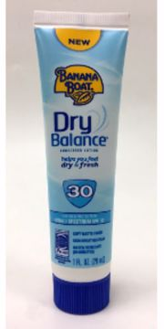 Picture of Banana Boat(R) Dry Balance? Sunscreen Lotion SPF30 1 oz