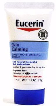 Picture of Eucerin Skin Calming Daily Moisturizing Creme 1 oz