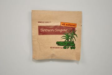 Picture of All Natural Brown Sugar Packet 0.46 oz