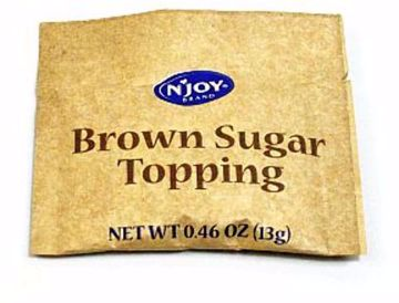 Picture of N Joy Brown Sugar Topping