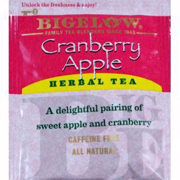 Picture of Bigelow Cranberry Apple Herb Tea