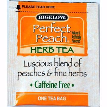 Picture of Bigelow Perfect Peach Herb Tea