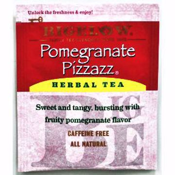 Picture of Bigelow Pomegranate Pizzazz Herbal Tea