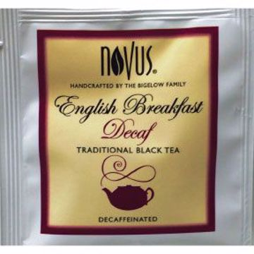 Picture of Novus English Breakfast Decaf