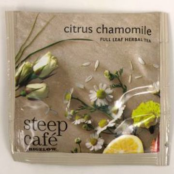 Picture of Steep Café by Bigelow Citrus Chamomile Herbal Tea