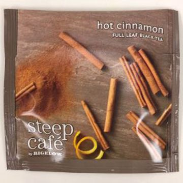 Picture of Steep Café by Bigelow Hot Cinnamon Black Tea