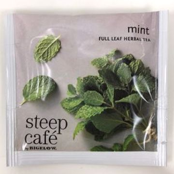 Picture of Steep Café by Bigelow Mint Herbal Tea
