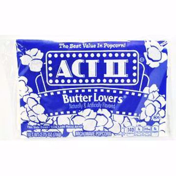 Picture of Act II Butter Lovers Popcorn