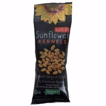 Picture of Sunrich Snacks Sunflower Kernels - Blazin Hot
