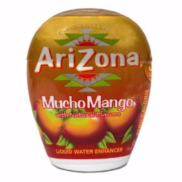 Picture of Arizona Mucho Mango Liquid Water Enhancer