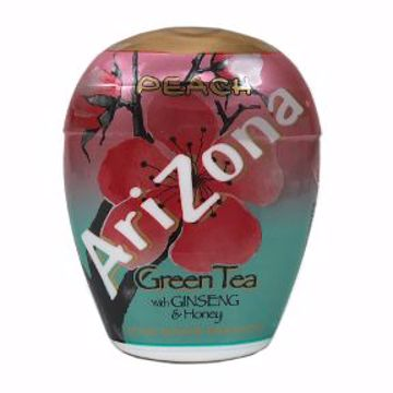 Picture of Arizona Peach Green Tea with Ginseng and Honey Liquid Water Enhancer