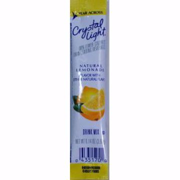 Picture of Crystal Light  Lemonade Drink Mix
