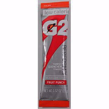 Picture of Gatorade Perform 02 Powder Packet G2 - Fruit Punch