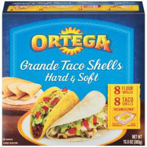 Picture of Ortega - Tacho Shells - 200 ct
