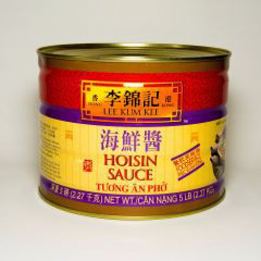 Picture of Lee Kum Kee - Hoisin Sauce - 5 lb Can 6/case