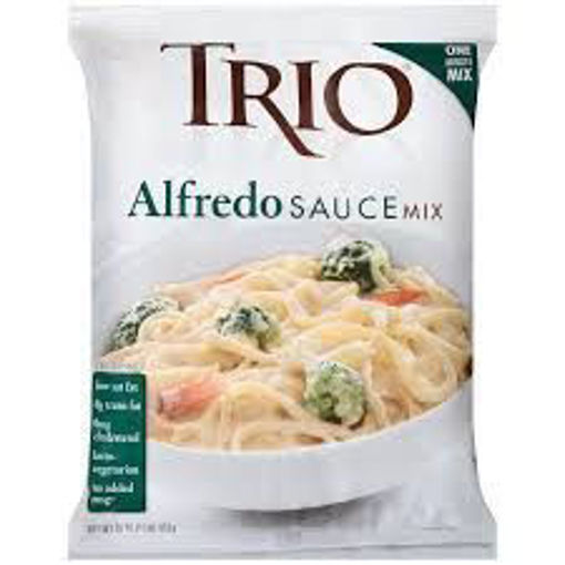 Picture of Trio - Alfredo Sauce - 8/16 oz Packet