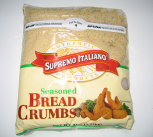 Picture of Supremo Italiano - Seasoned Bread Crumbs - 5 lbs 6/case