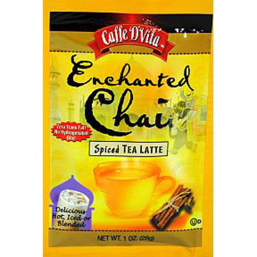 Picture of Caffe D'Vita Enchanted Chai Tea Latte - Spiced (29 Units)