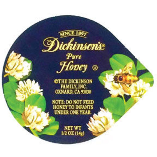 Picture of Dickinson's Pure Honey Cup (53 Units)